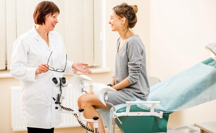 L'importanza dei controlli ginecologici a seconda dell'età