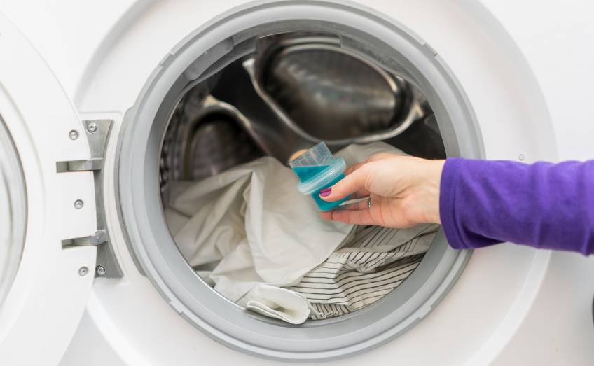 DONSì  su ECOMODO, il bucato senza detersivo