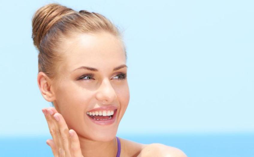 La pelle va protetta sempre dai raggi UV