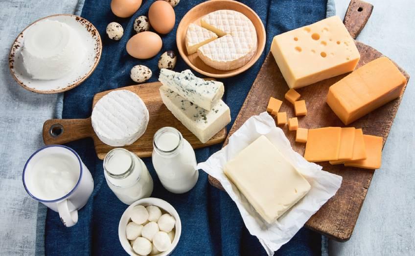 Proteine del latte e del siero