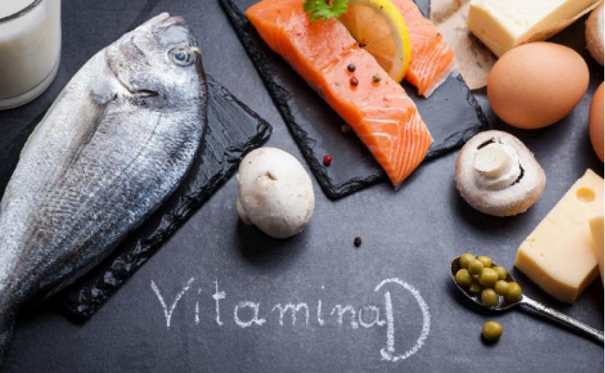 La vitamina D per  la salute di pelle e ossa