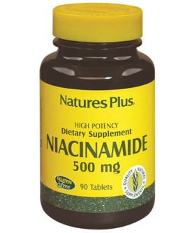 NIACINAMIDE 500 MG 90TAV