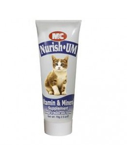 NURISHUM CAT INTEGRAT 70G