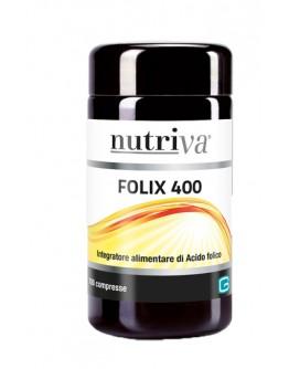 NUTRIVA FOLIX 400 100CPR