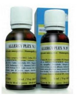 ALLERGYPLEX 19 MUFFE I 30ML