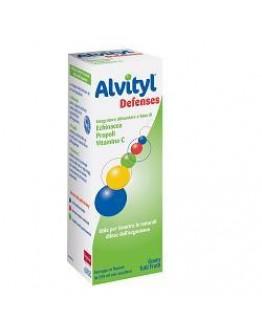 ALVITYL DEFENSES SCIROPPO240ML