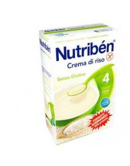 NUTRIBEN CREMA DI RISO 300G
