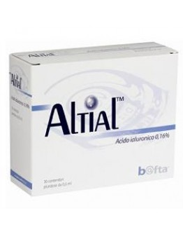 ALTIAL GTT OCULARI 30F 0,6ML