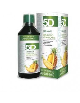 5D ANANAS 500ML