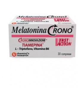 MELATONINA CRONO 1MG TIAMEP 30