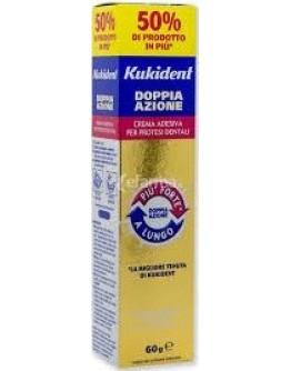 KUKIDENT DOPPIA AZIONE 60G