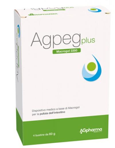 AGPEG PLUS MACROGOL 3350 4BUST