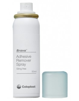 BRAVA REMOVER SPRAY 50ML