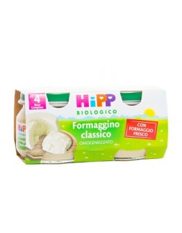 HIPP BIO FORMAGGINO CLASS 2X80
