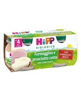 HIPP BIO FORMAGGINO PROSC 2X80