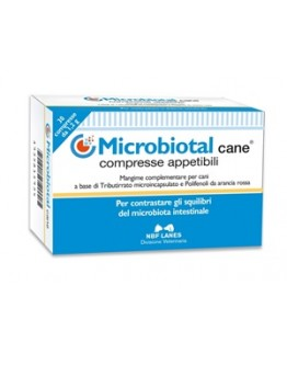 MICROBIOTAL CANE 30CPR