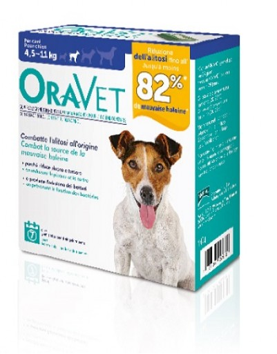 ORAVET CHEW DOG S 7PZ