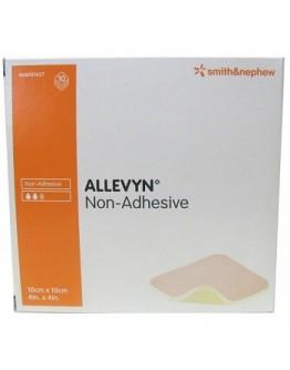 ALLEVYN NON ADHESIVE10X10CM 10