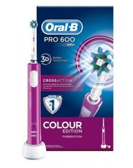 ORALB PC 600 ROSA CROSSACTION