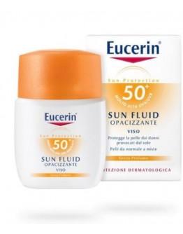 EUCERIN SUN VISO FLUID FP50+