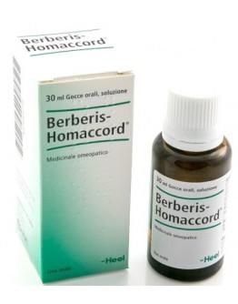 BERBERIS HOMAC 30ML GTT HEEL
