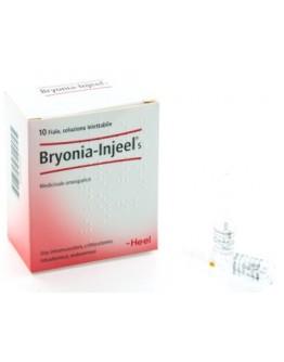 BRYONIA INJ 10F 1,1ML HEEL