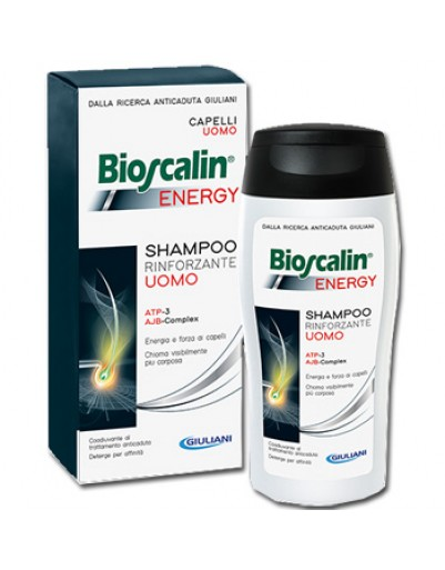 BIOSCALIN ENERGY SHAMPOO+SHAMP