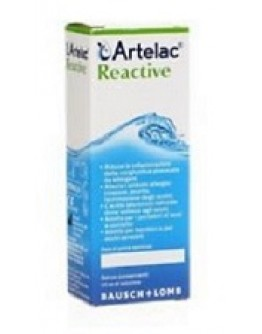 ARTELAC REACTIVE SOL OFT 10ML