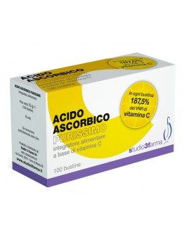 ACIDO ASCORBICO 100BUST