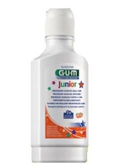 GUM JUNIOR MONSTER COLLUT300ML