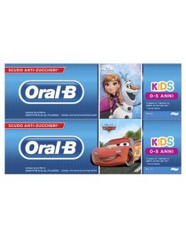 ORALB DEN KIDS FROZ&CAR 0-5 75