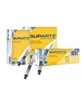 SUPARTZ SIR INTRA-ART 2,5ML 1P