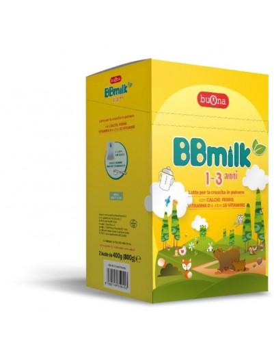BBMILK 1-3 POLVERE 2BUST 400G