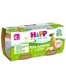 HIPP OMOG KIWI BANANA PER2X80G