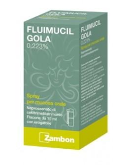 FLUIMUCIL GOLA*SPRAY OS 15ML
