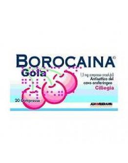 BOROCAINA GOLA*20PAST1,5MG CIL