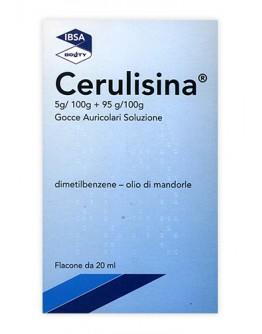 CERULISINA*GTT OTO 20ML 5%