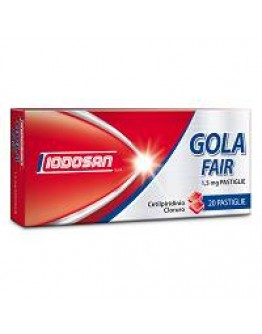 GOLAFAIR*20PAST 1,5MG