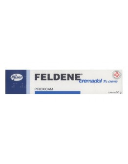 FELDENE CREMADOL*CREMA 50G 1%