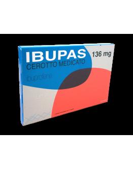 IBUPAS*7CER 136MG