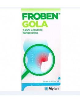 FROBEN GOLA*COLLUT 160ML 0,25%