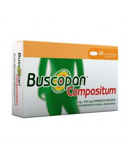 BUSCOPAN COMPOSITUM*20CPR RIV