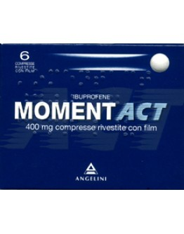 MOMENTACT*6CPR RIV 400MG