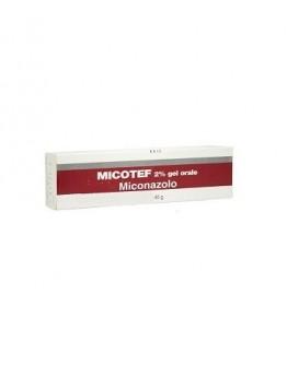 MICOTEF*OS GEL 40G 2%