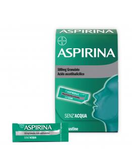 ASPIRINA*OS GRAT 10BUST 500MG
