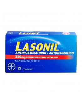 LASONIL ANTINFIAMMATORIO*12CPR