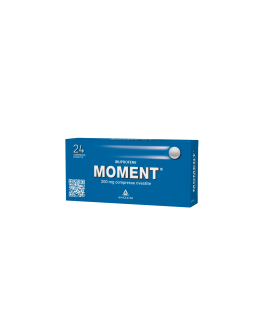 MOMENT*24CPR RIV 200MG