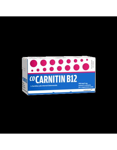 COCARNETINA B12*OS 10FL 10ML