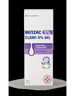 BENZAC*CLEAN 5% GEL 100G